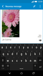 HTC Desire 610 - Contact, Appels, SMS/MMS - Envoyer un MMS - Étape 18