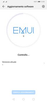 Huawei P30 - Software - Installazione degli aggiornamenti software - Fase 5
