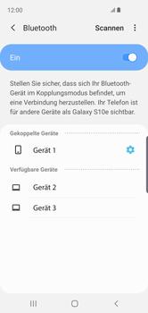 Samsung Galaxy S10e - Bluetooth - Verbinden von Geräten - Schritt 9