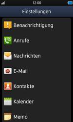 Samsung S8500 Wave - SMS - Manuelle Konfiguration - Schritt 4