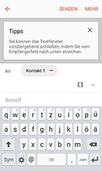 Samsung Galaxy Xcover 3 VE - E-Mail - E-Mail versenden - 1 / 1