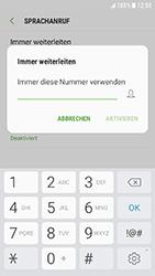 Samsung G390F Galaxy Xcover 4 - Anrufe - Rufumleitungen setzen und löschen - Schritt 10