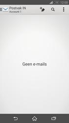 Sony D6603 Xperia Z3 - E-mail - Handmatig instellen - Stap 4