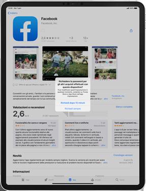 Apple iPad Pro 10.5 (1st gen) - iPadOS 13 - Applicazioni - Configurazione del negozio applicazioni - Fase 26