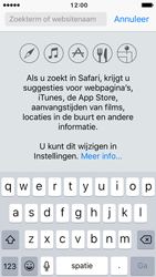 Apple iPhone SE iOS 10 - Internet - hoe te internetten - Stap 3