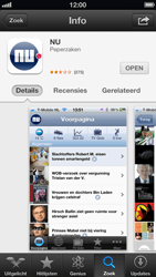 Apple iPhone 5 (iOS 6) - apps - app store gebruiken - stap 8