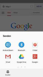 Samsung Galaxy S6 Edge - Internet und Datenroaming - Verwenden des Internets - Schritt 18