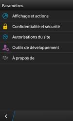 BlackBerry Z10 - Internet et roaming de données - Configuration manuelle - Étape 16