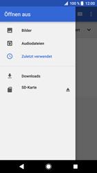 Sony Xperia XZ - E-Mail - E-Mail versenden - 13 / 18