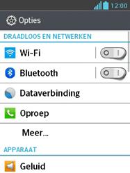 LG E430 Optimus L3 II - Bluetooth - Koppelen met ander apparaat - Stap 4