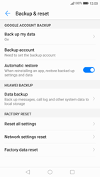 Huawei P10 - Device - Factory reset - Step 6
