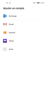 Huawei P40 Lite 5G - E-mails - Ajouter ou modifier votre compte Outlook - Étape 4