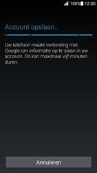 Huawei Ascend G630 - apps - account instellen - stap 18