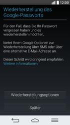 LG D620 G2 mini - Apps - Konto anlegen und einrichten - Schritt 12