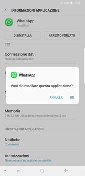 Samsung Galaxy Note9 - Applicazioni - Come disinstallare un