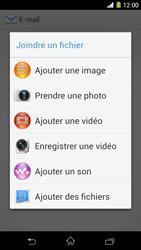 Sony Xpéria Z1 - E-mails - Envoyer un e-mail - Étape 11