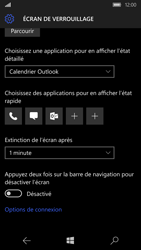Microsoft Lumia 950 - Sécuriser votre mobile - Activer le code de verrouillage - Étape 6
