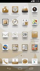 Huawei Ascend P6 LTE - Messagerie vocale - Configuration manuelle - Étape 3