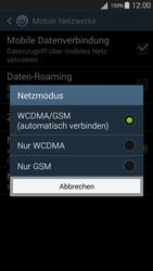 Samsung I9301i Galaxy S III Neo - Netzwerk - Netzwerkeinstellungen ändern - Schritt 7