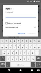 Sony Xperia XZ1 - WiFi - Configurazione WiFi - Fase 8