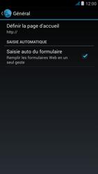 Wiko jimmy - Internet et roaming de données - Configuration manuelle - Étape 26