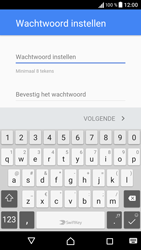 Sony Sony Xperia E5 - apps - account instellen - stap 12