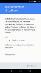 Huawei P10 - Apps - Konto anlegen und einrichten - 13 / 19