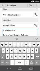 Huawei Ascend P6 LTE - E-Mail - E-Mail versenden - 10 / 16