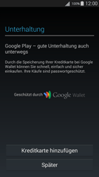 Samsung Galaxy S III Neo - Apps - Konto anlegen und einrichten - 20 / 22
