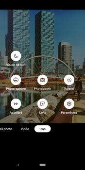Google Pixel 3 - Photos, vidéos, musique - Créer une vidéo - Étape 8