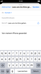 Apple iPhone 6s - E-Mail - E-Mail versenden - 7 / 16