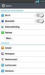 LG E975 Optimus G - Internet - aan- of uitzetten - Stap 4