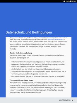 Samsung Galaxy Tab A 9.7 - Apps - Konto anlegen und einrichten - 12 / 18