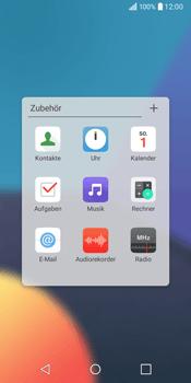 LG Q6 - E-Mail - Konto einrichten (yahoo) - 0 / 0