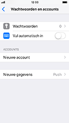 Apple iphone-5s-ios-12 - E-mail - Account instellen (IMAP zonder SMTP-verificatie) - Stap 4