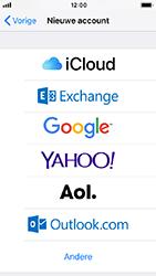 Apple iPhone SE - iOS 12 - E-mail - e-mail instellen: IMAP (aanbevolen) - Stap 5