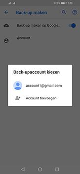 Huawei Y6 (2019) - Data - Maak een back-up met je account - Stap 10