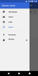 Sony Xperia XZ2 Compact - e-mail - hoe te versturen - stap 11