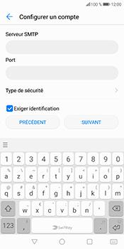 Huawei P Smart - E-mails - Ajouter ou modifier un compte e-mail - Étape 13