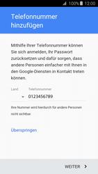 Samsung Galaxy J3 (2016) - Apps - Konto anlegen und einrichten - 14 / 21