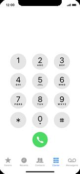 Apple iPhone X - SMS - Configuration manuelle - Étape 3