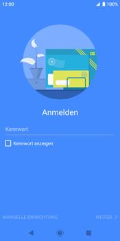 Sony Xperia XZ2 - Android Pie - E-Mail - Konto einrichten - Schritt 8