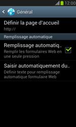 Samsung Galaxy S III Mini - Internet et roaming de données - Configuration manuelle - Étape 20