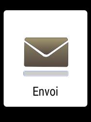 Doro 6620 - Contact, Appels, SMS/MMS - Envoyer un SMS - Étape 10
