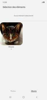 Samsung Galaxy Note 10+ - Contact, Appels, SMS/MMS - Envoyer un MMS - Étape 19