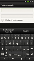 HTC One S - E-mail - Configuration manuelle - Étape 7