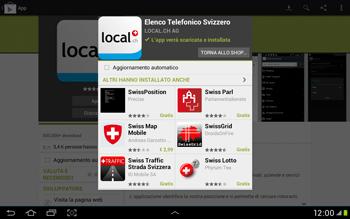 Samsung Galaxy Tab 2 10.1 - Applicazioni - Installazione delle applicazioni - Fase 9