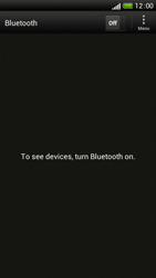 HTC One S - Bluetooth - Connecting devices - Step 6