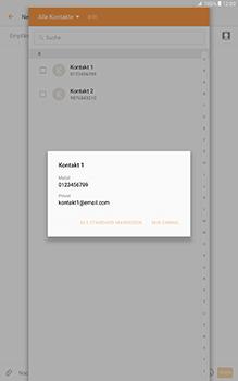 Samsung Galaxy Tab A 10-1 - MMS - Erstellen und senden - Schritt 9