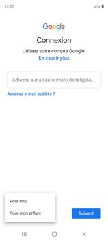 Samsung Galaxy S20 FE - Applications - Créer un compte - Étape 6